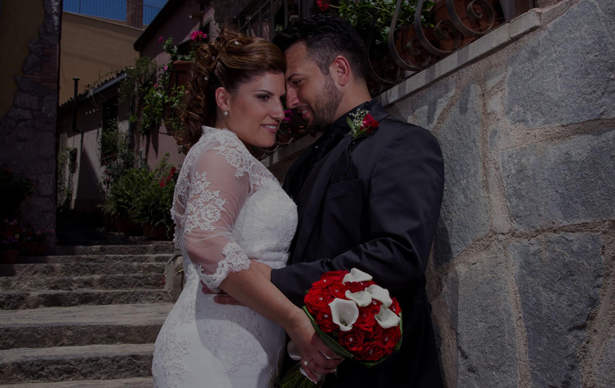 Fotografo Matrimonio La Bottega dei Ricordi Messina - Matrimonio Alessandro e Grazia