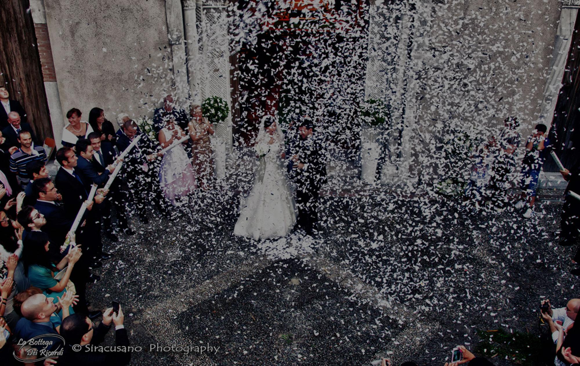 Fotografo Matrimonio La Bottega dei Ricordi Messina - Matrimonio Dario e Caterina