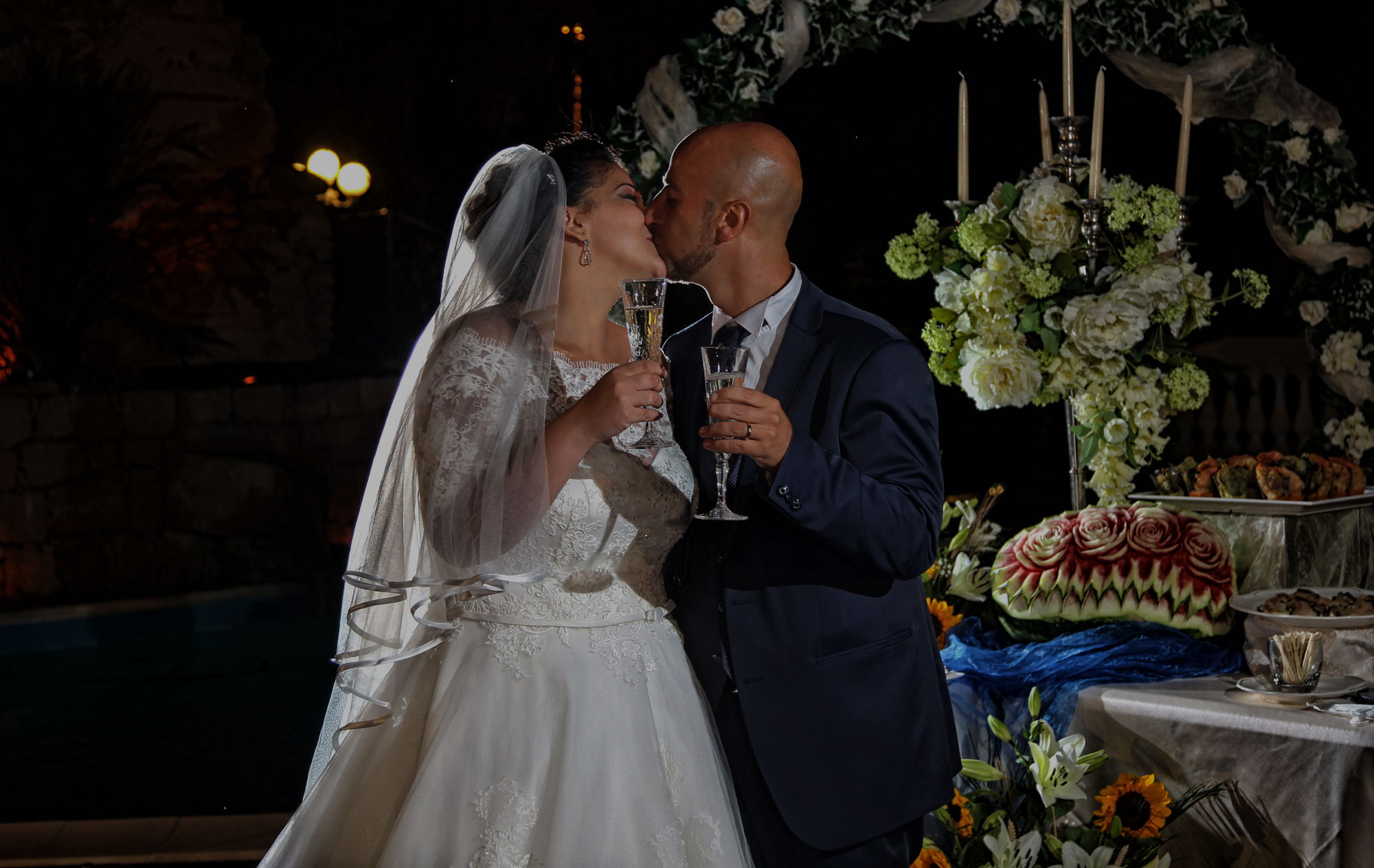Fotografo Matrimonio La Bottega dei Ricordi Messina - Tonino e Katia