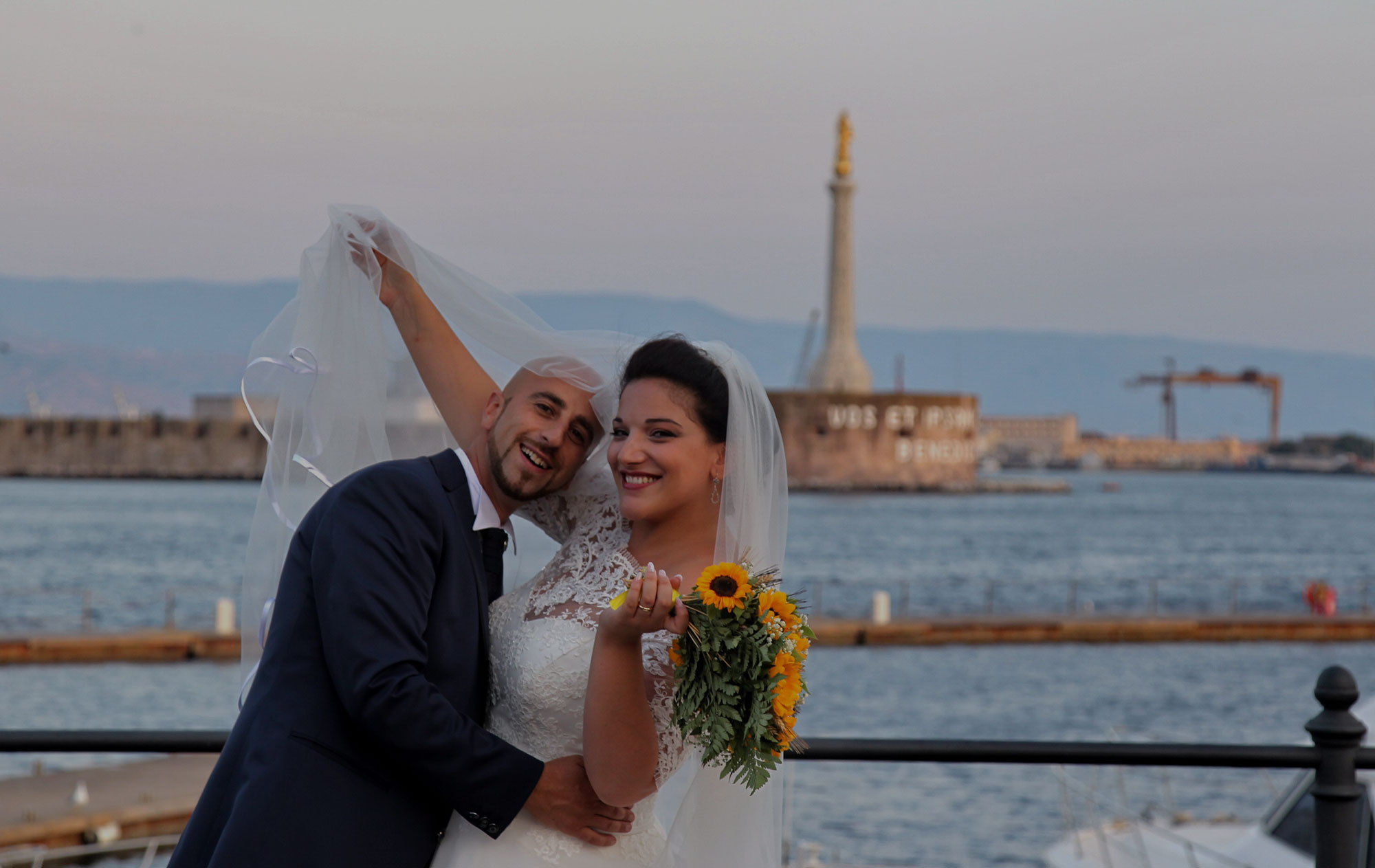 Fotografo Matrimonio La Bottega dei Ricordi - Messina